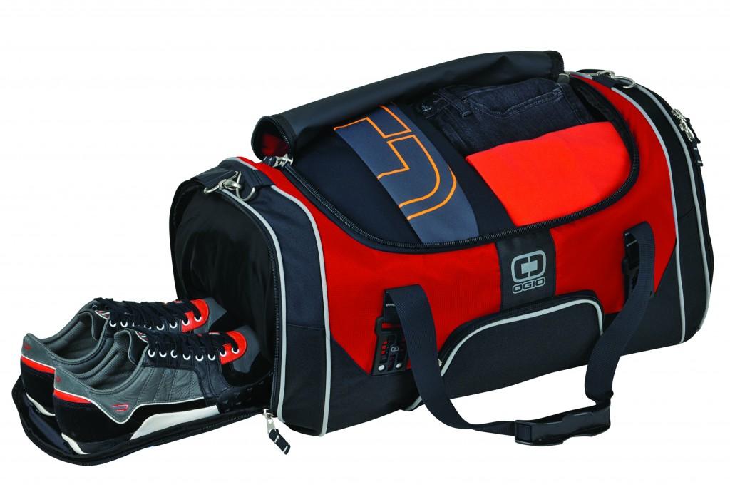 4 Duffel Bags