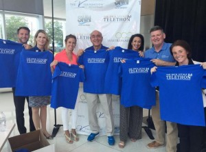 5-5-15_Dick Vitale Raises Funds for Pediatric Cancer Research